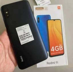 Redmi 9i Azul/Preto 128GG/4GB Ram