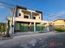 Casa em construção, 3 quartos com suíte, ótima localização em Colina de Laranjeiras