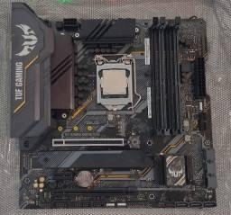 Kit Upgrade I5 10400f + Placa Mae Asus Tuf Gaming 16gb Top