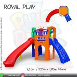 Título do anúncio: Leve diversão para a criançada com o Petit Royal Play Freso - A pronta entrega