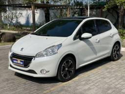 Título do anúncio: Peugeot 208 Griffe 1.6 Automático 2015/2016 C/58 Mil Km 4 Pneus Novos