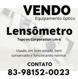 Françuá Vendo LENSÔMETRO