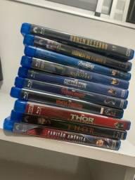 Blu-rays Marvel