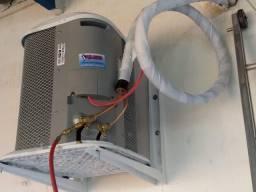 Refrigeração instalação manutenção limpeza serviços em domicílio aceitamos cartões