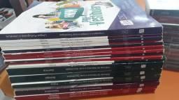 KIT ENEM - Livros, simulados e CDs