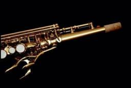 Sax Soprano Yamaha 475 Seminovo