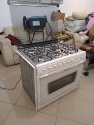 fogao brastemp de embutir com grill