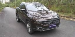 Título do anúncio: FIAT TORO VOLCANO 4X4 2.0 16V AT9 Marrom 2018/2018