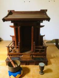 Oratório budista/butsudan