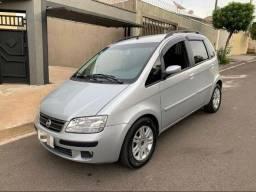 Vendo Fiat Idea 1.4 Prata 2008