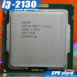 Processador i3 2130 e i3 4170