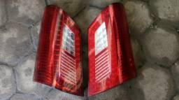 Lanterna traseira led onibus ou motor home