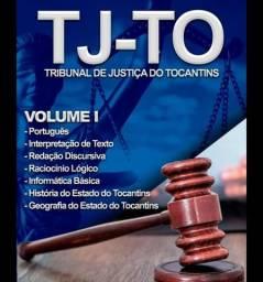 Concurso TJ-TO