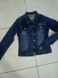 Conjuntos e jaketas jeans