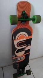 Longboard totalmente customizado