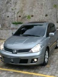 Nissan Tiida SL Flex Automático, Baixíssima km, o mais top da categoria - 2009