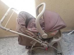 Vendo carinho e bebê conforto galzerano