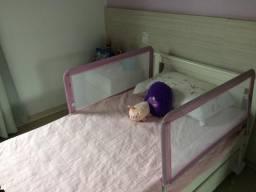 Protetor lateral para camas.