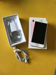 Iphone 7, 32gb, completo