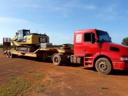 Transporte de maquinário pesado - 2006