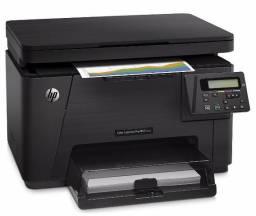 Vendo impressora HP color laser Jet Pro MPF M176n , Em ótimo estado de conservação