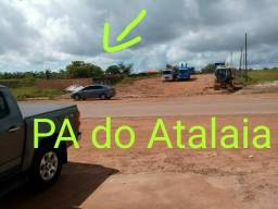 Vende-se Terreno na PA do Ataláia 3.000 m2