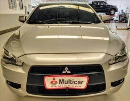 MITSUBISHI LANCER 2.0 HL-T 16V GASOLINA 4P AUTOMÁTICO - 2019
