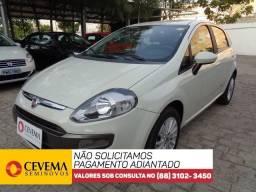 Fiat Punto Essence 1.6 Dualogic - 2016