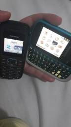 CELULAR NOKIA e Samsung