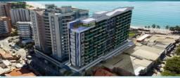 Apartamento em Jatiuca Studio, Quartos e Sala, 2 Quartos. 1 Quadra da Amelia Rosa
