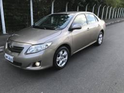 Toyota Corolla GLI automático 2010 - 2010