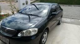 Corolla XEI 1.8 com 77000 km de rodado - 2005