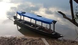 Canoa de Itaúba muito boa - 2000