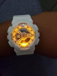 c98758857ba Relógio g shock branco original