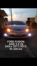 Fusion AWD 3.0 V6 2012 TOP - 2012