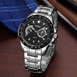 e22624f5027 Relógio Curren a Prova De Água d água Original Relógio Masculino