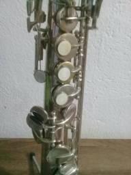 Troco por sax tenor ou alto. Sax soprano com dukoff