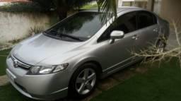 Honda Civic ipva e licenciamento quitados. Muito novo - 2007