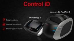 Combo Id Fiscal - sat control iD + Impressora Print iD- Sistema Grátis