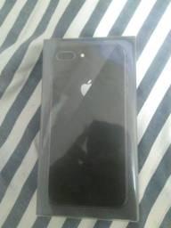 IPhone 8 plus 128 GB preto
