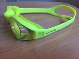 Nabaiji 100 Xbase Óculos de natação goggles - Amarelo - Novo Fora da embalagem