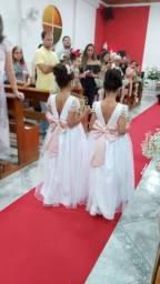 2 vestidos de dama