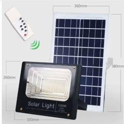 Refletor Solar fotovoltaica 100w