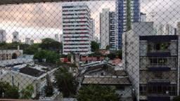1813 - Apartamento Localizado e Boa Viagem - 02Qtos/01Suíte - Lazer Completo - 79m²