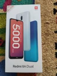 Imbatível! REDMI 8A 32 da Xiaomi. Novo lacrado com garantia e entrega imediata