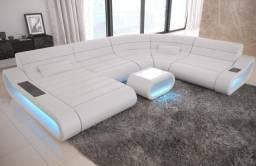 Mega sofá super garantia de 5 anos