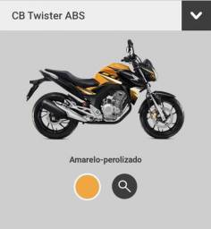 Cb 250f twister abs 2020/2020