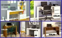 Mesas para Computador ou Notebook - Vários Modelos