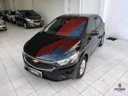 Chevrolet Onix LT 1.0 - 2018 - Aceito carro ou moto como entrada