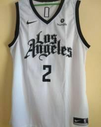 Camisas de basquete dos principais times da NBA